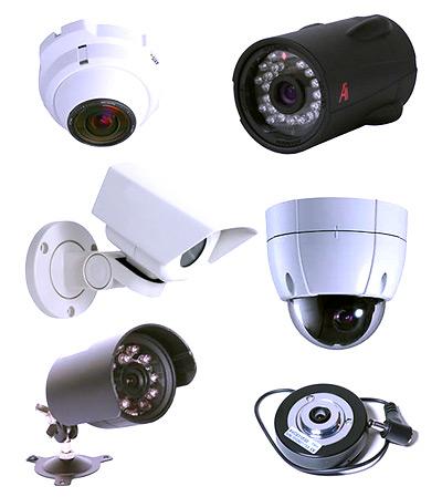 Видеонаблюдение в частном доме готовые комплекты беспроводные